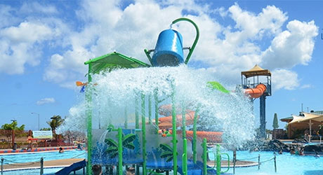 Vortex Splash Pad