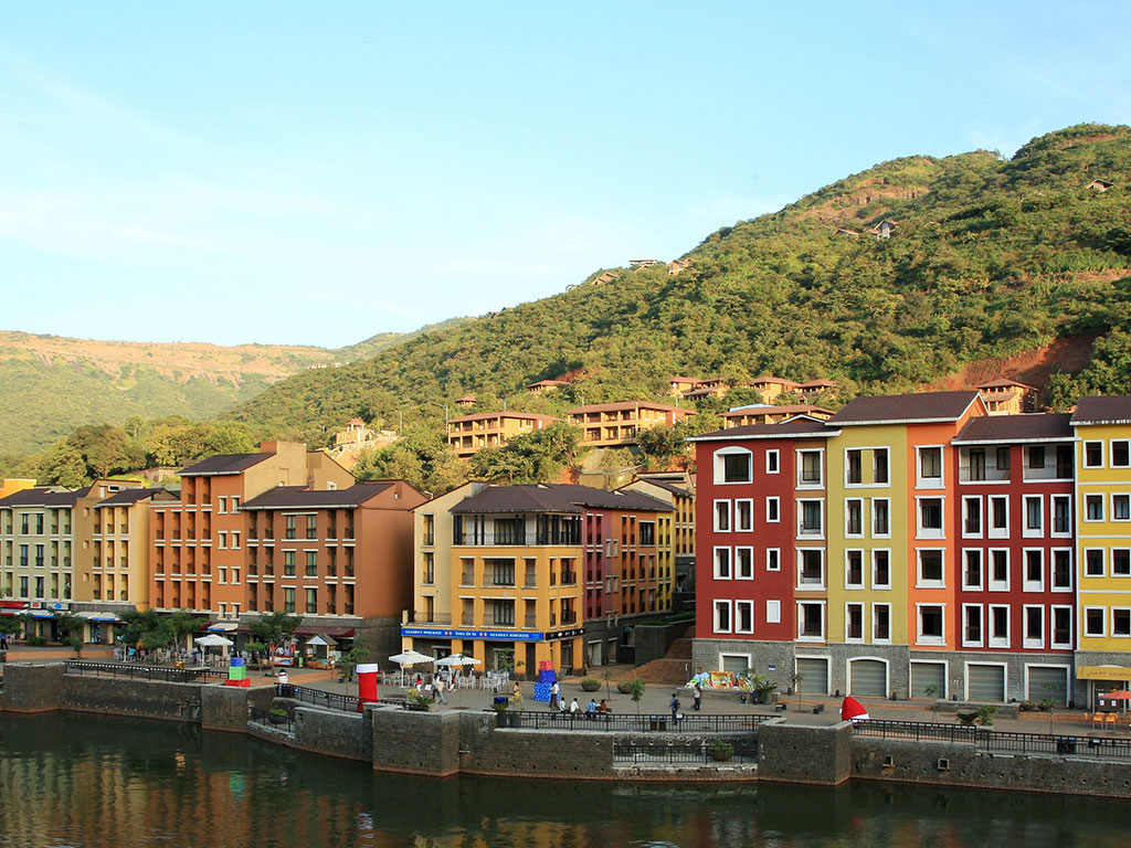 Lavasa The Water Front Shaw Lavasa