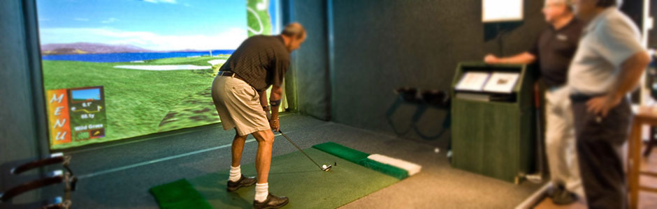 Lavasa's Indoor Golf Recreational & Learning Center